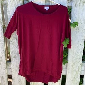 LulaRoe Shirt. XXS. (Irma?)